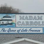 Lake Freeman Madam Carroll