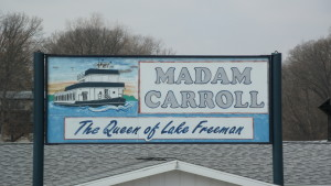 Madam Carroll Lake Freeman