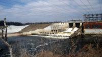 Water Level Lake Freeman Oakdale Dam