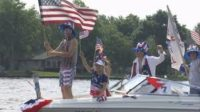 Lake Freeman July Boat Parade
